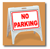 Model200NoParkingSign