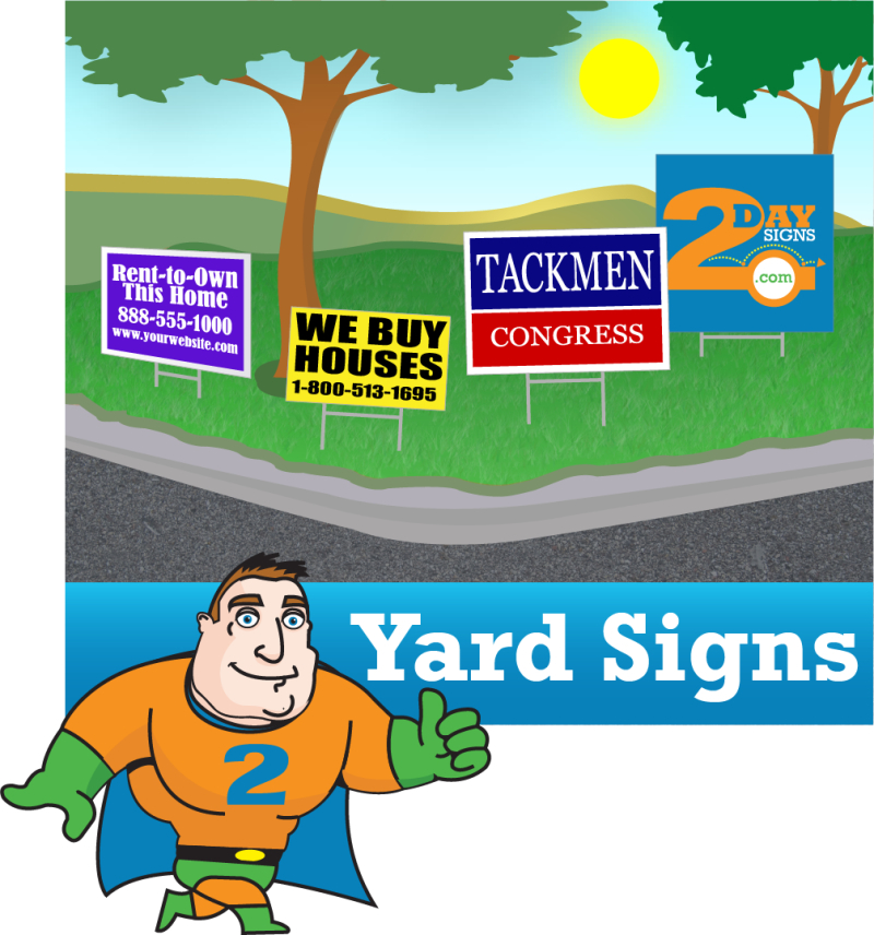 Yard Sign Image tp