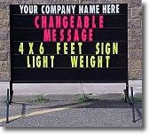 Portable_black_sign